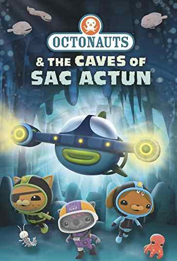 دانلود انیمیشن Octonauts and the Caves of Sac Actun 2020