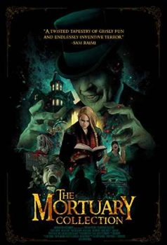 دانلود فیلم The Mortuary Collection 2019
