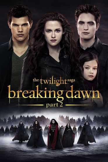دانلود فیلم The Twilight Saga Breaking Dawn - Part 2 2012